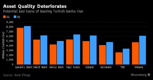Турецкие проблемы похожи на наши
